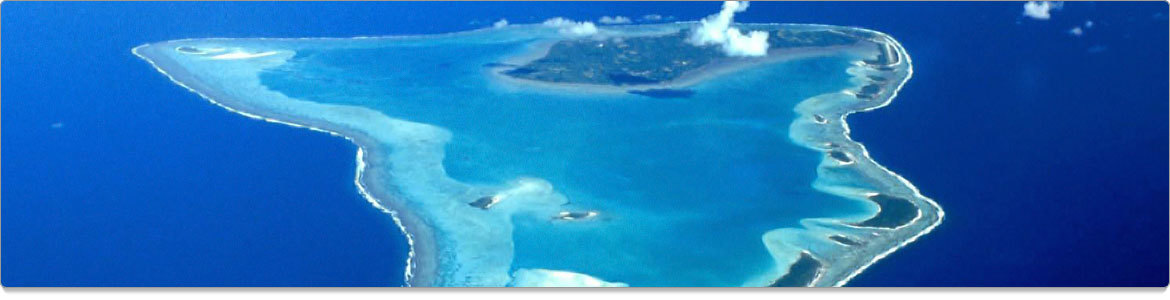 Cook Islands Reisen und Individualreisen